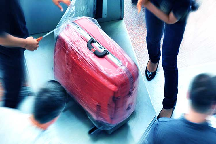 چگونه از گم شدن چمدان جلوگیری کنیم؟