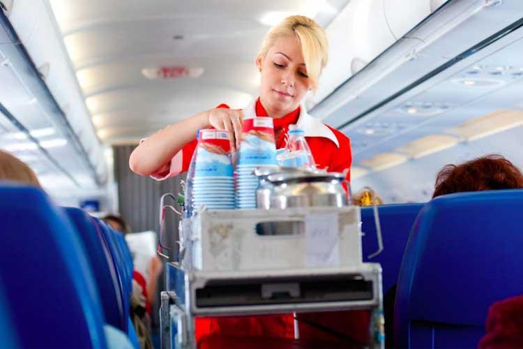 نکاتی-از-زبان-مهمانداران-هواپیما