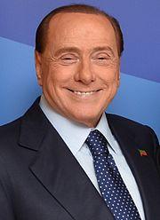 سیلویو برلوسکونی