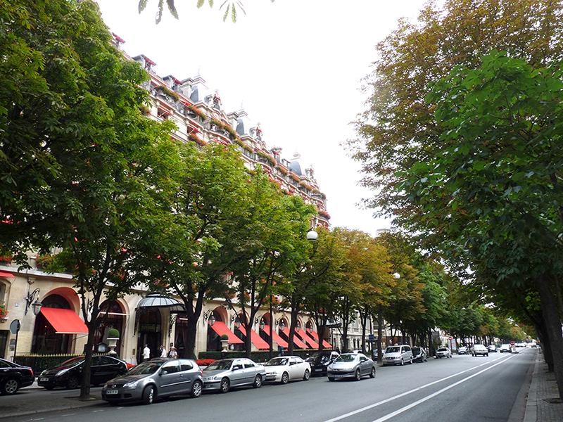 خیابان مونتین