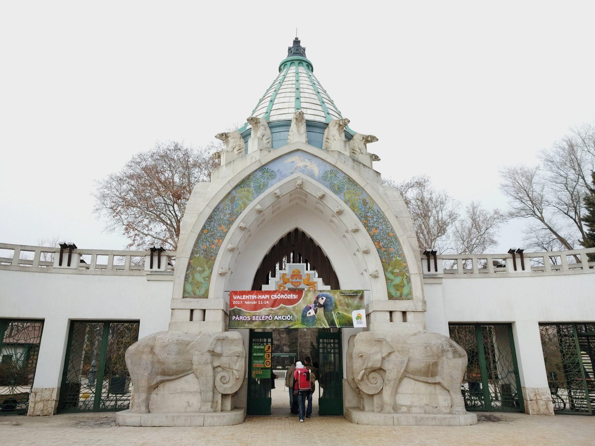 باغ وحش بوداپست