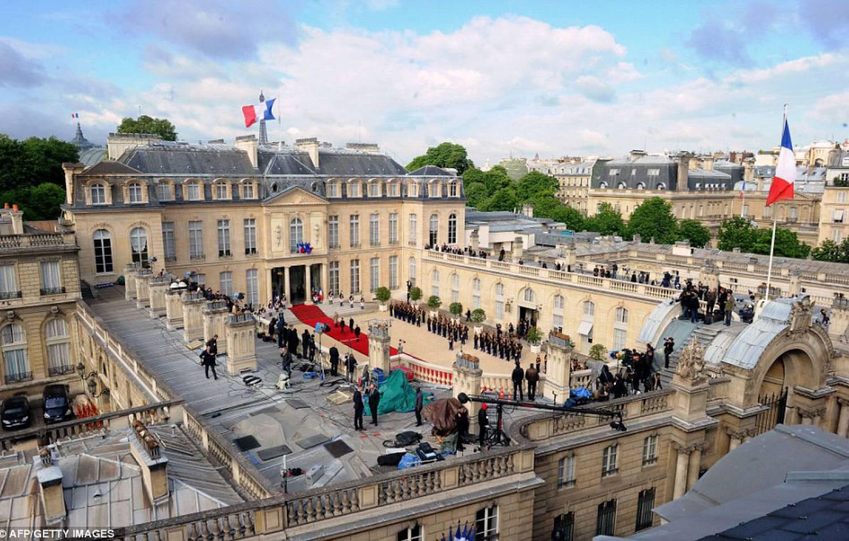 کاخ الیزه پاریس