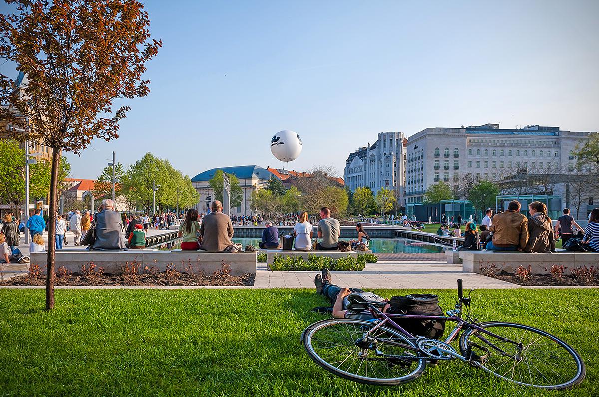 میدان الیزابت بوداپست