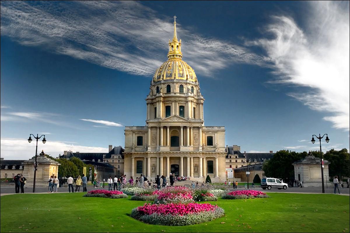عمارت ملی انولید پاریس