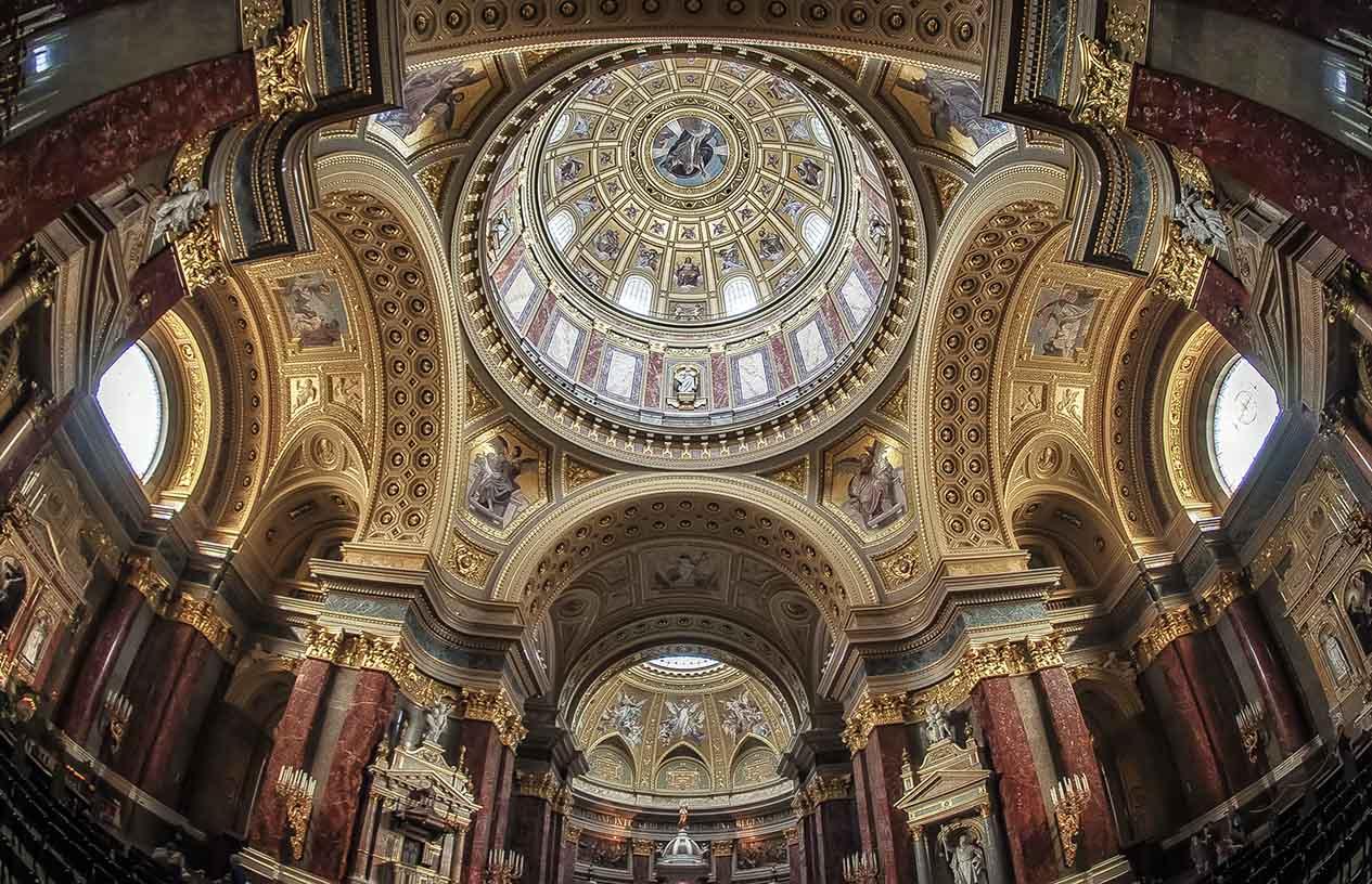 کلیسای سنت استفان بوداپست