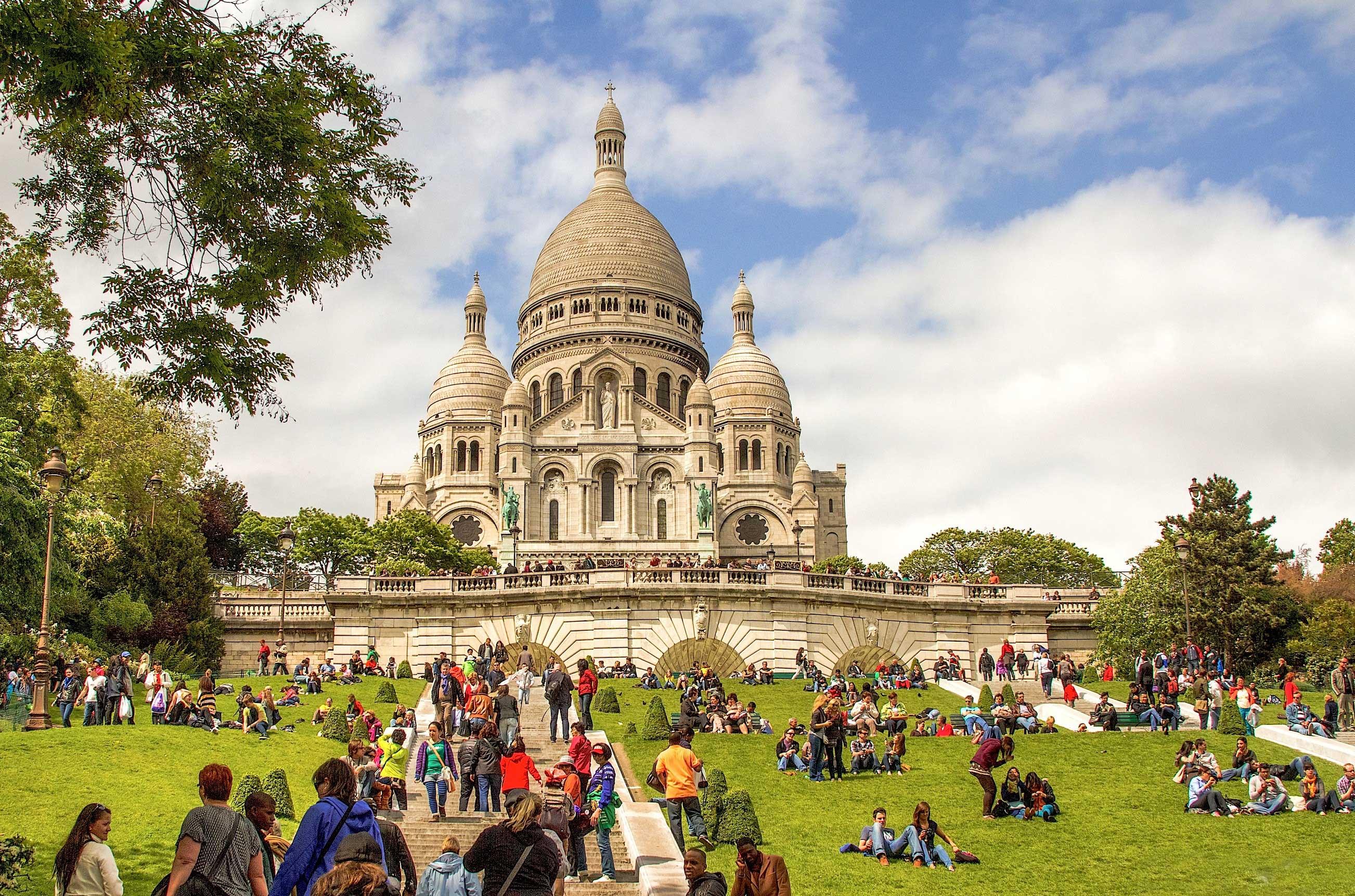 کلیسای سکره کر یا قلب مقدس پاریس