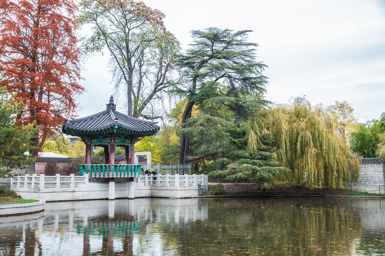 باغ اکلیمیشن پاریس