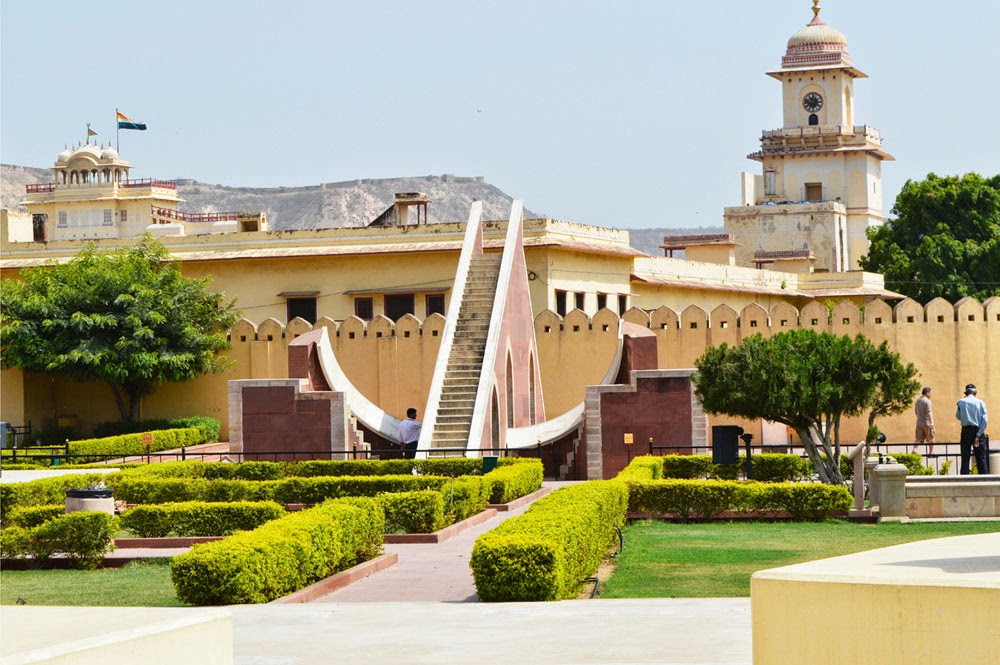 رصدخانه جانتار مانتار جیپور