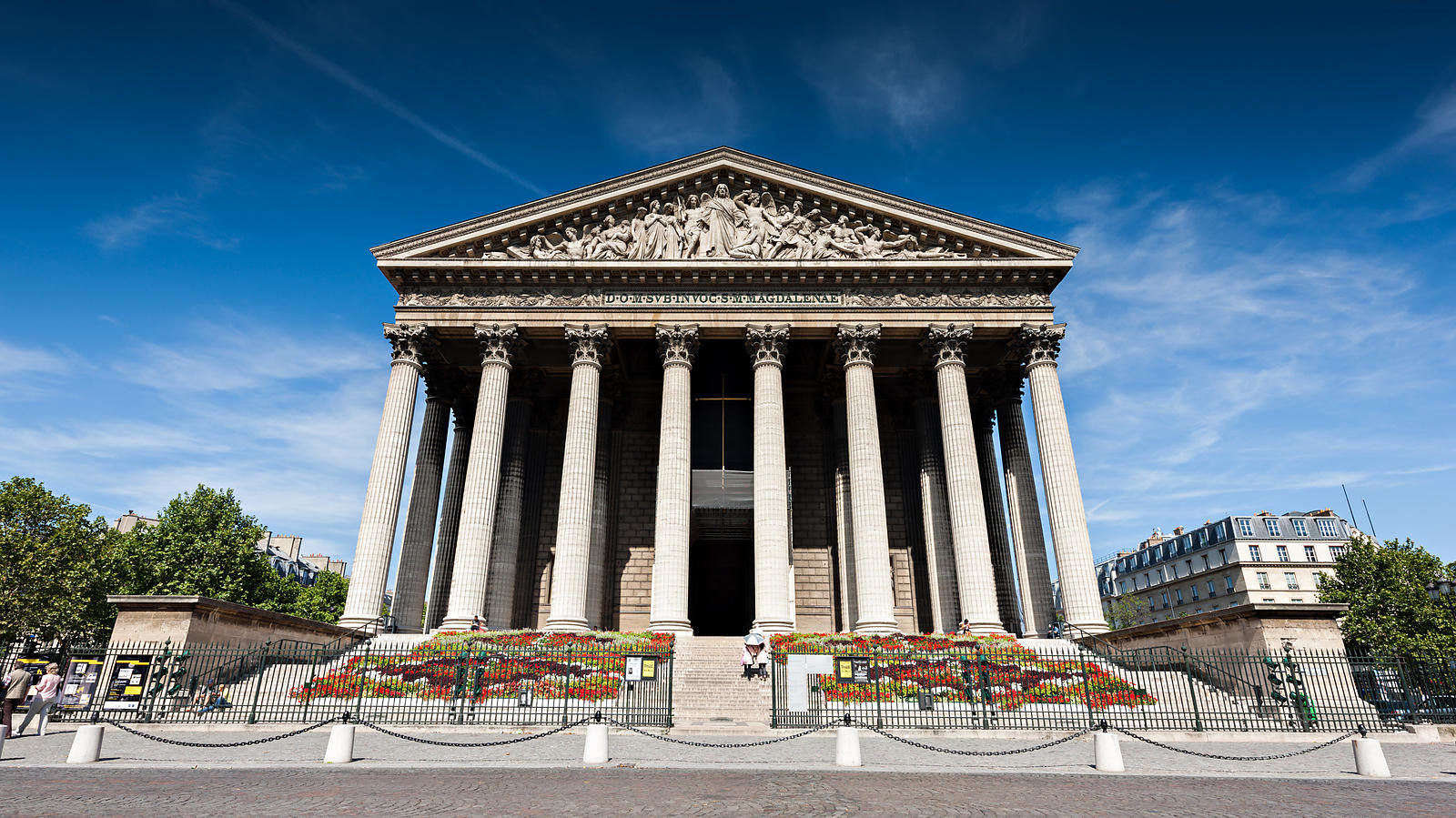 کلیسای مادلین پاریس