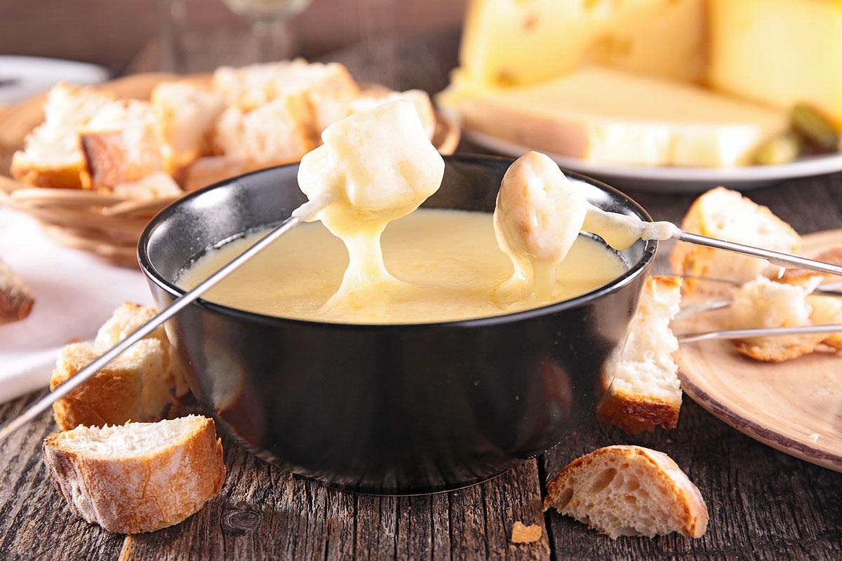 فوندوی پنیر فرانسه