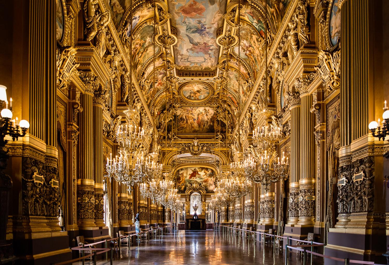 کاخ گارنیر یا اپرای ملیپاریس