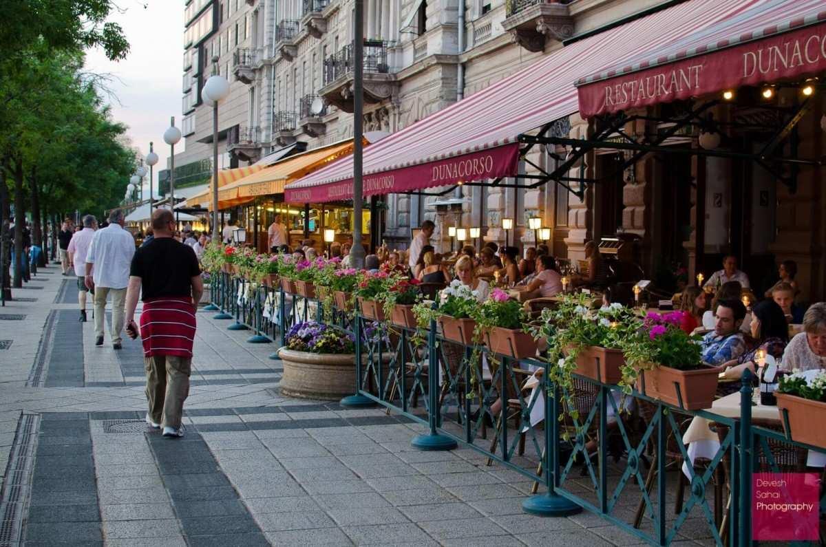 تفرجگاه دانوب بوداپست