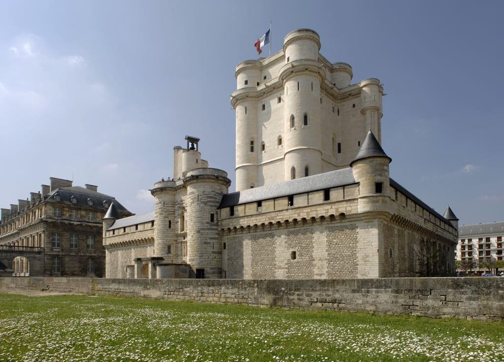قلعه ونسن پاریس