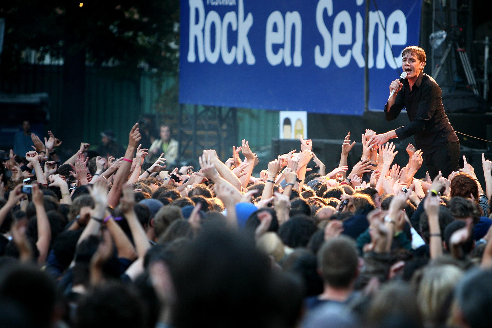 جشنواره ی موسیقی راک ان سن فرانسه