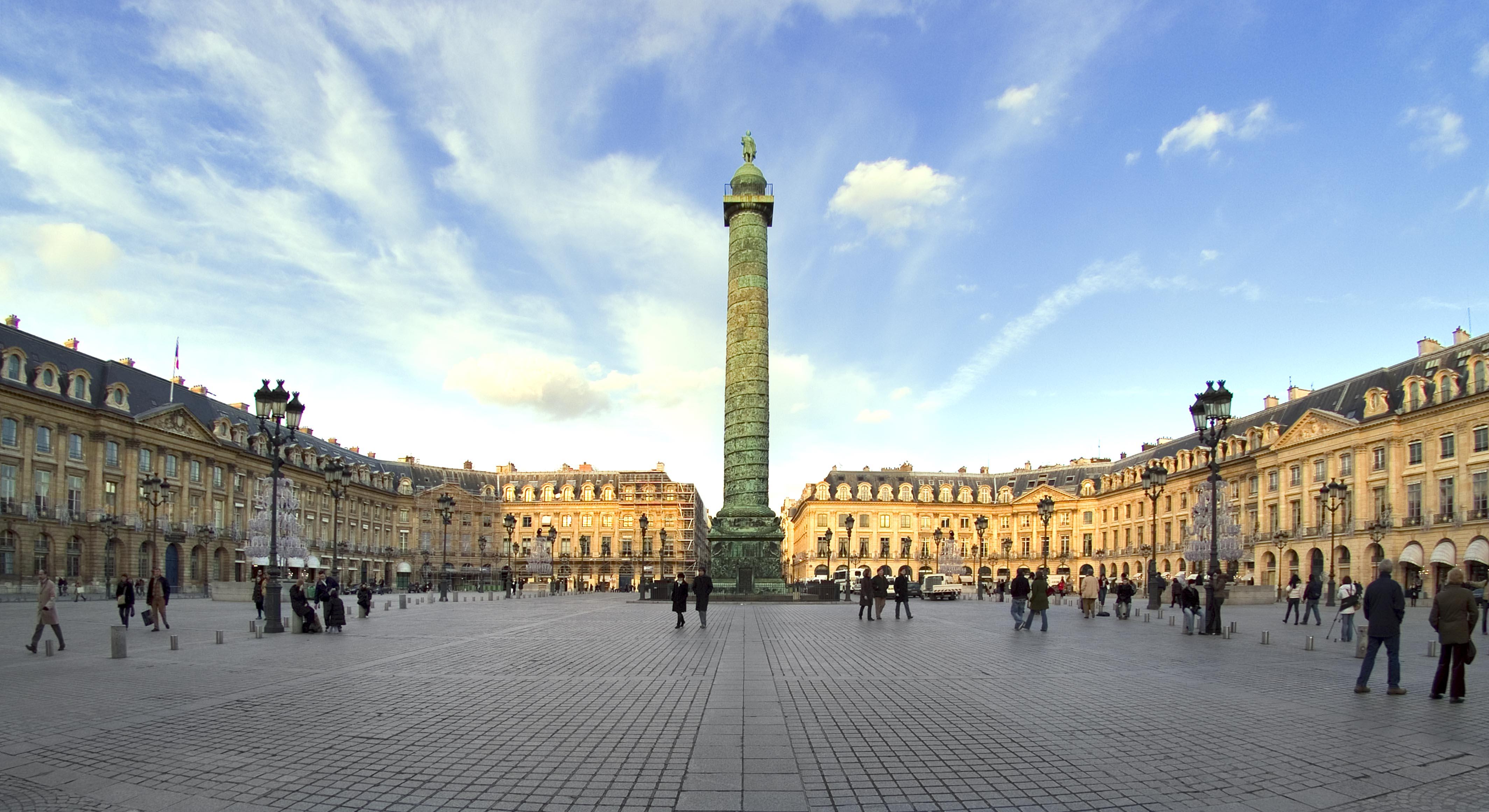 میدان وندوم پاریس