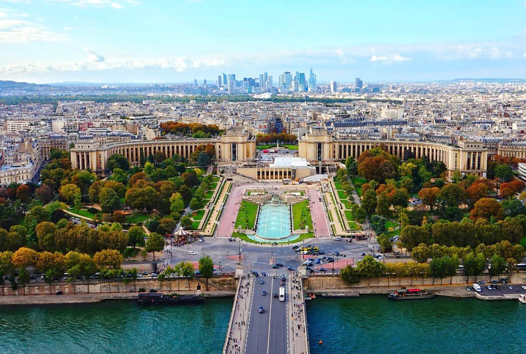 کاخ شایو پاریس