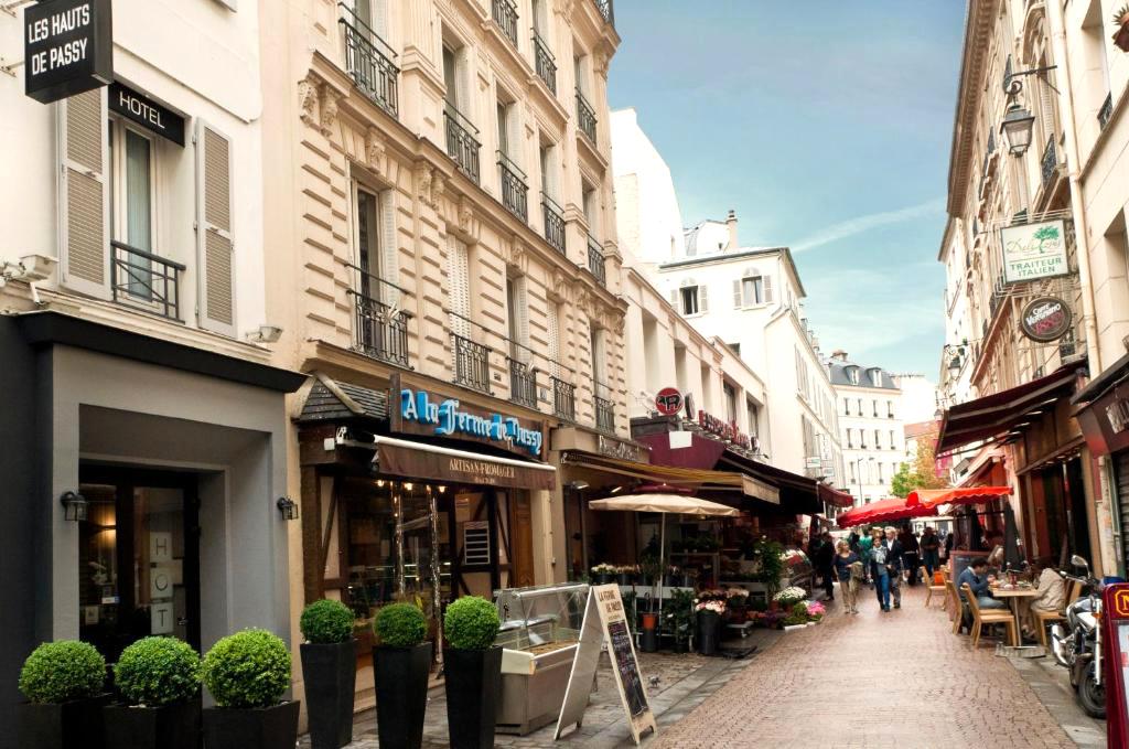 محله پسی پاریس