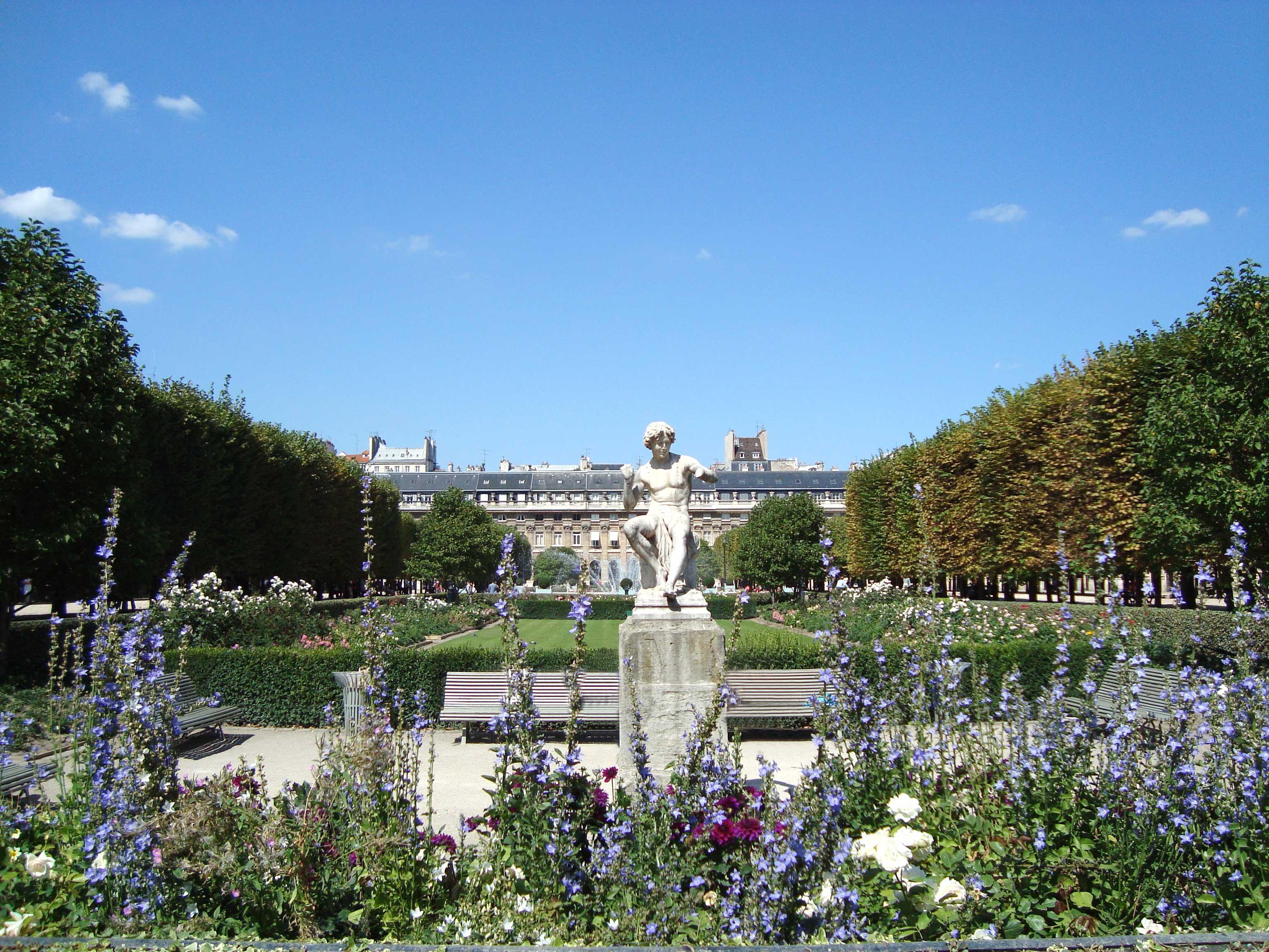 باغ رویال پالاس پاریس