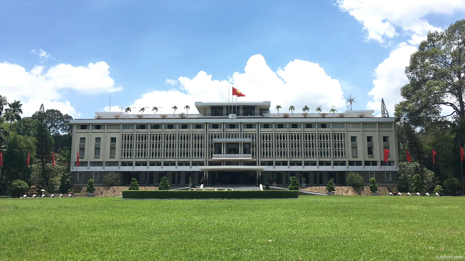 کاخ استقلال و موزه ی جنگ