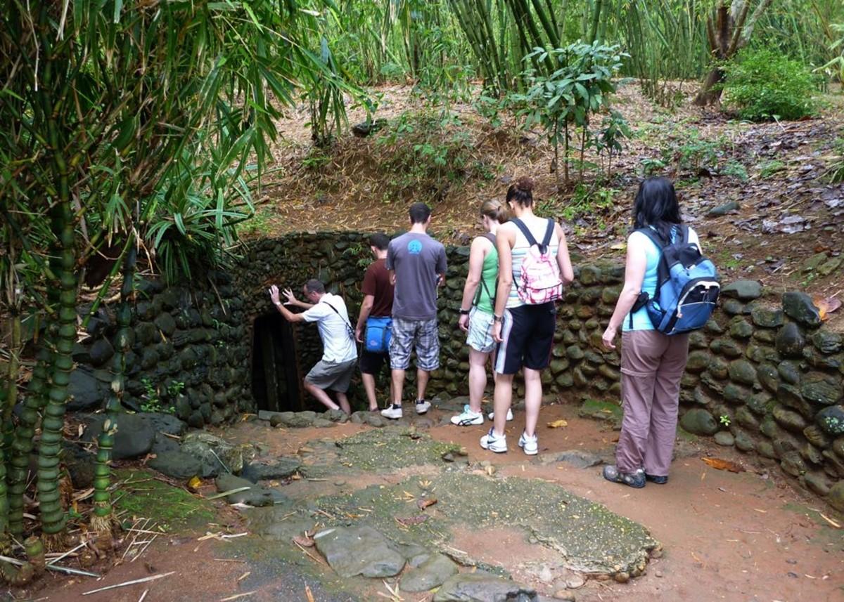 تونل های کوچی