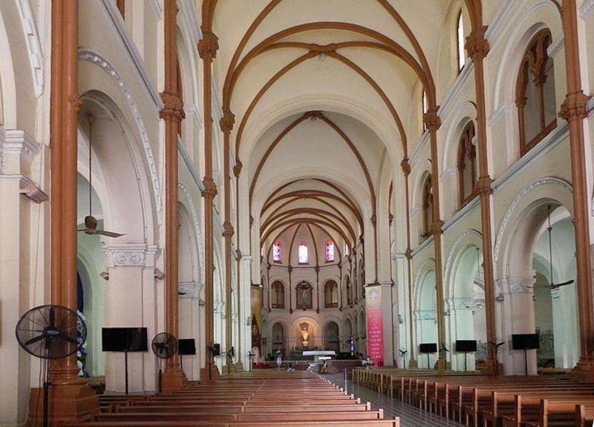 کلیسای جامع نوتردام سایگون
