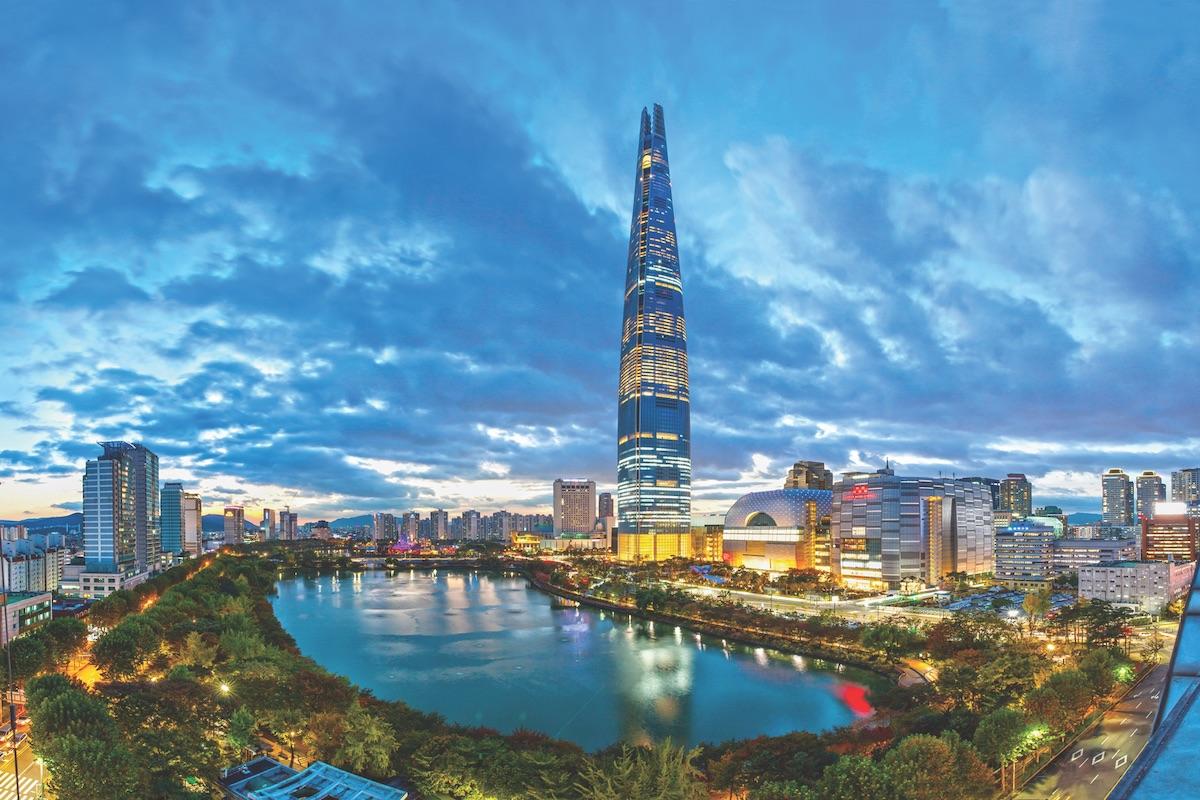 برج جهانی لاته