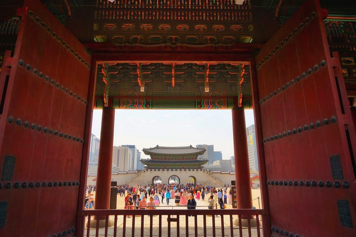 کاخ گیونگ بوک گونگ