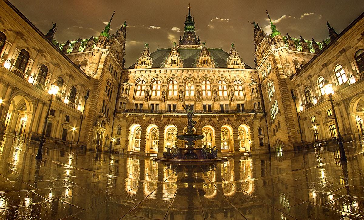 تالار شهر هامبورگ