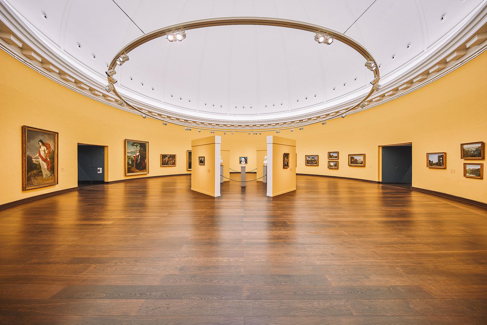 گالری هنری کونستهاله هامبورگ
