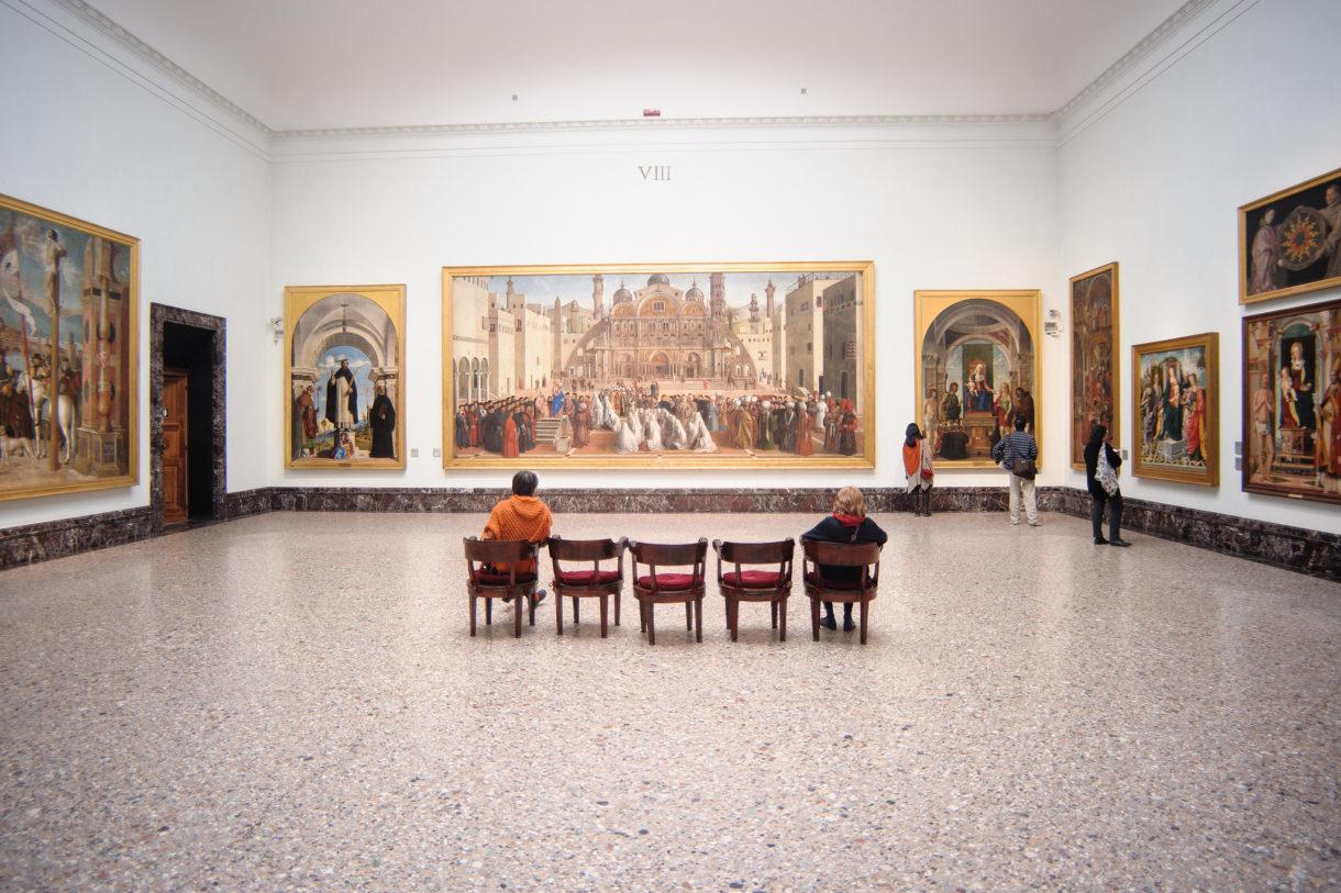 گالری هنری پیناکوتئا دبرِرا میلان