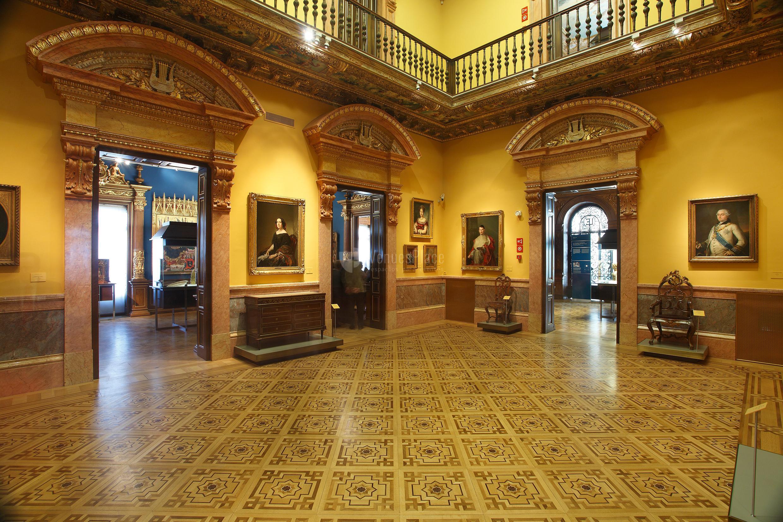 موزه ی سرمایه دار معروف اسپانیایی