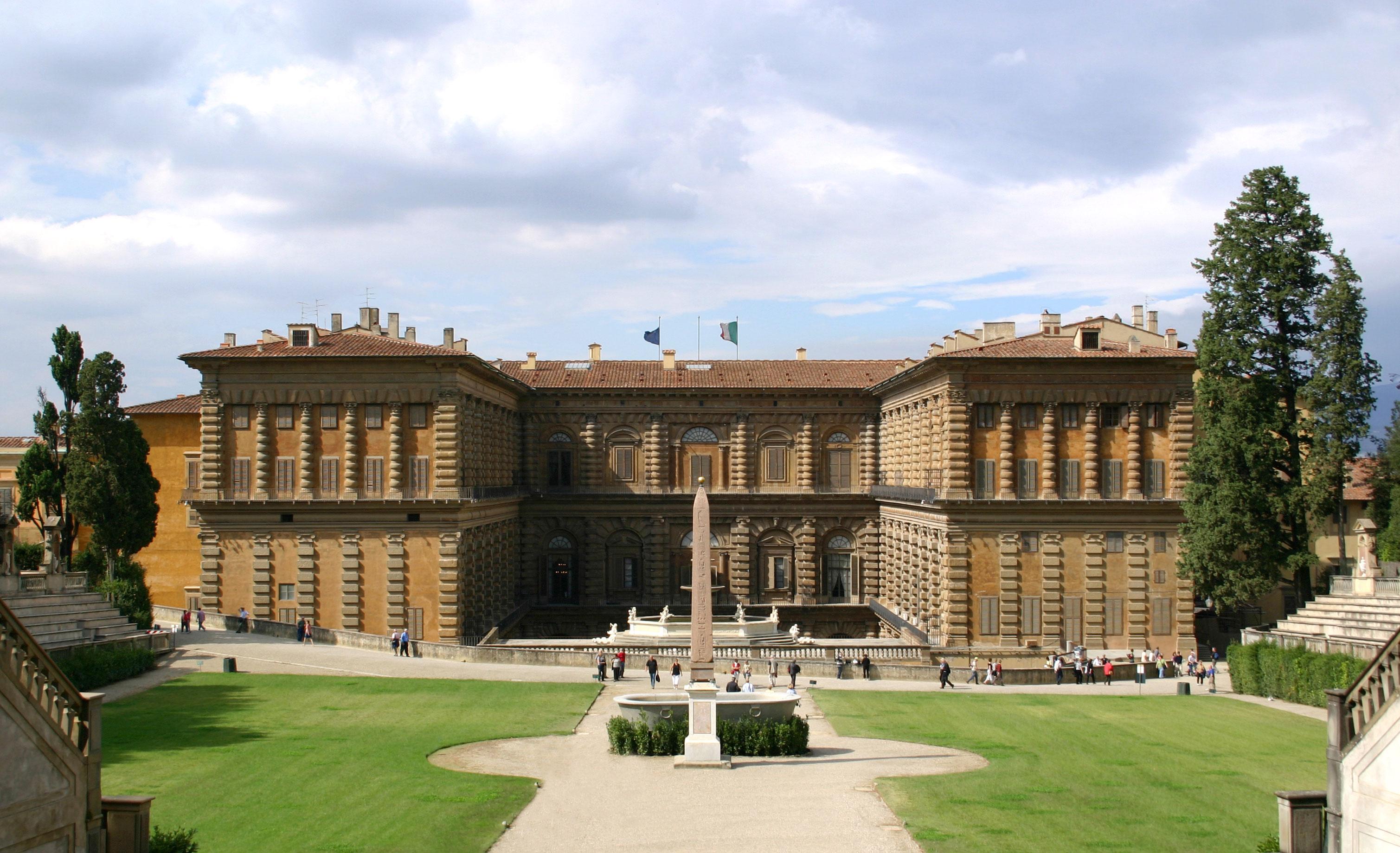 کاخ پیتی فلورانس