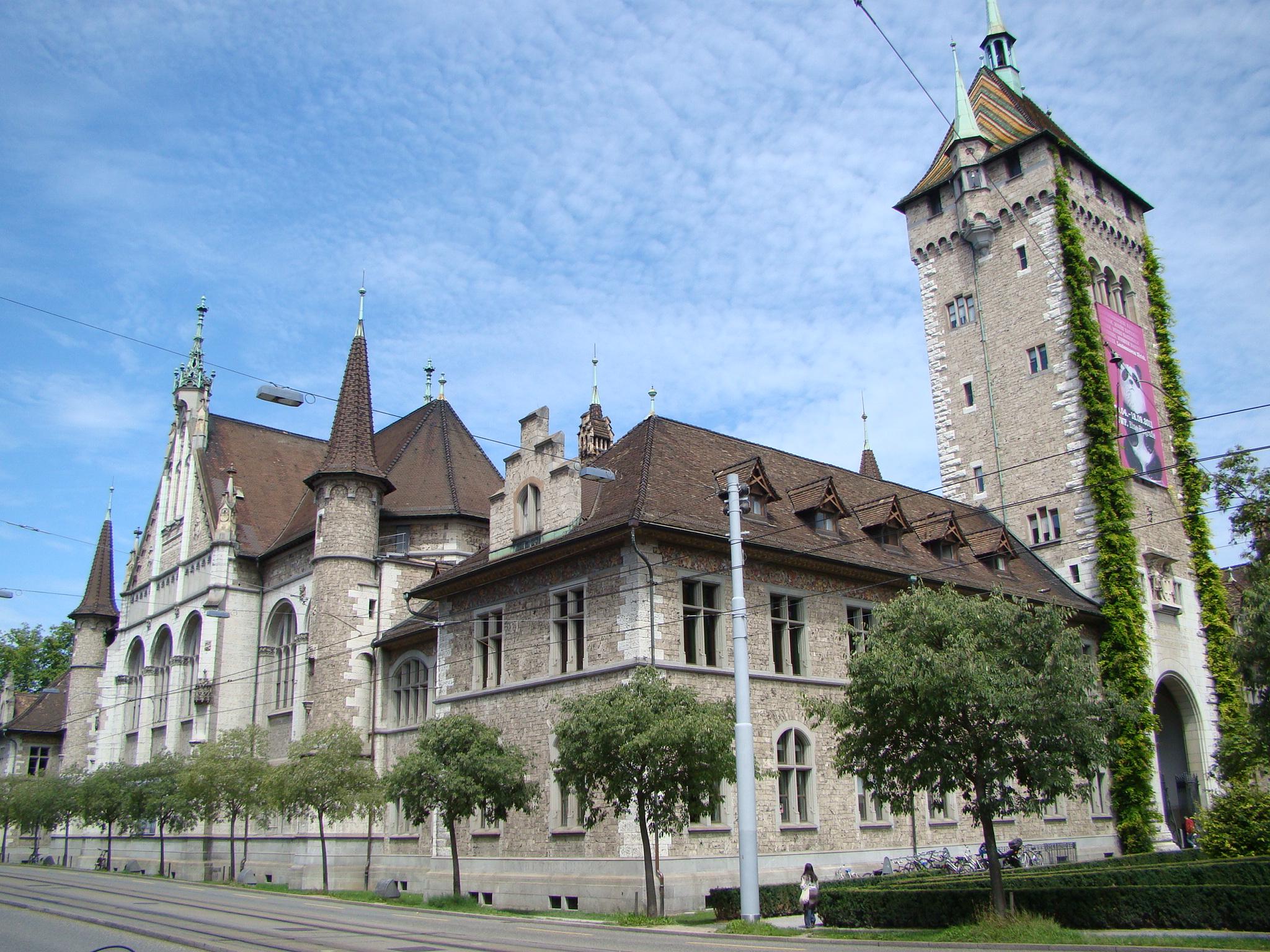 موزه ملی سوئیس