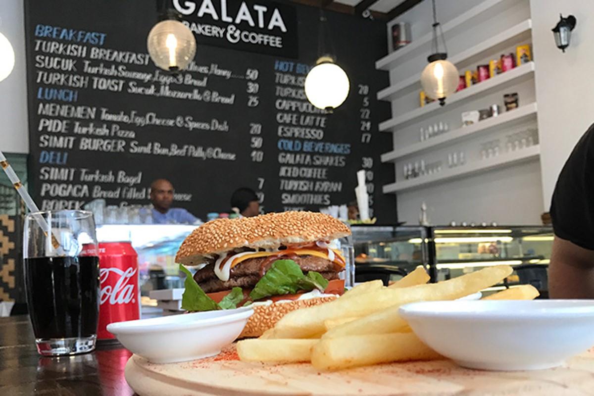 Galata Bakery
