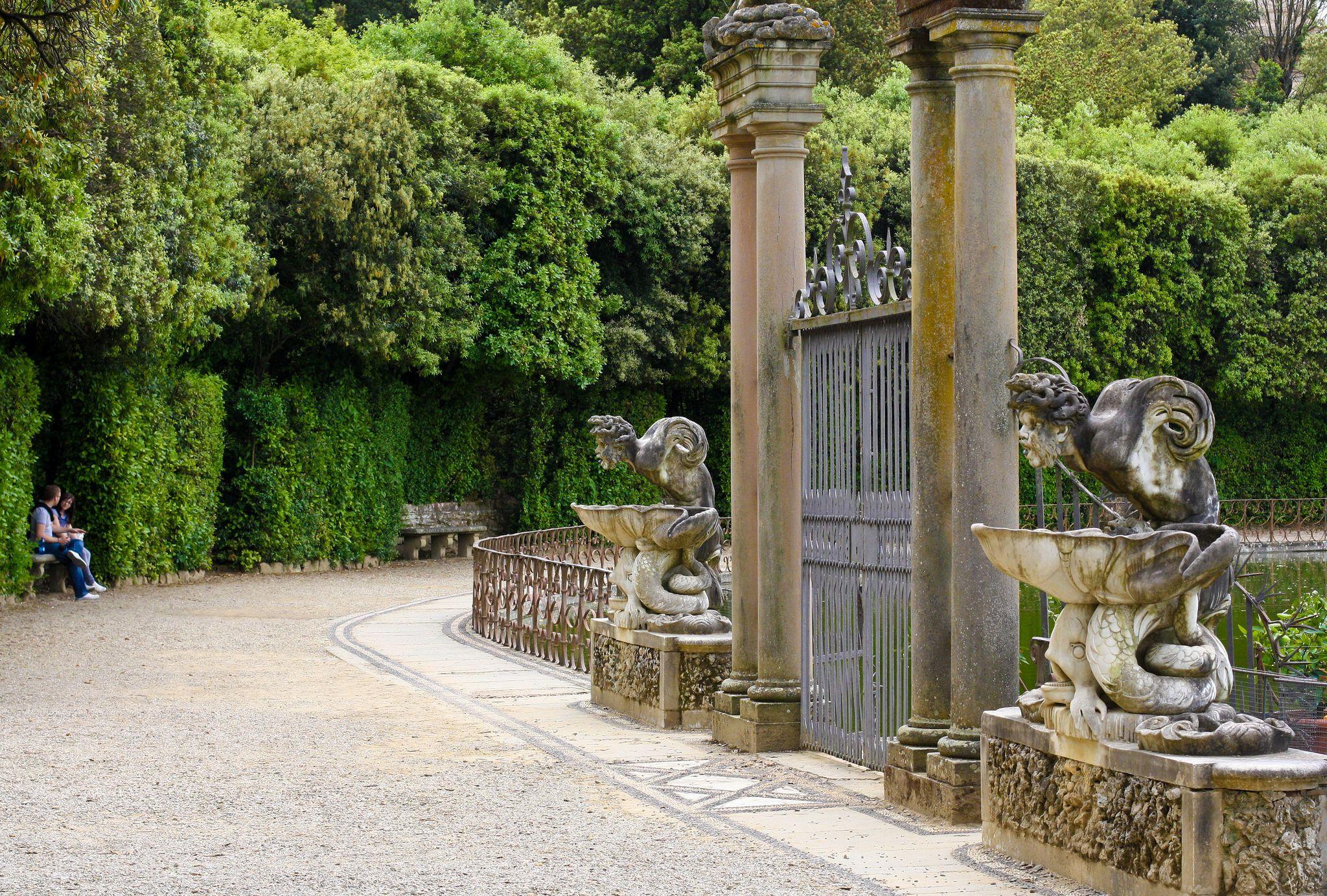 باغ بوبولی فلورانس