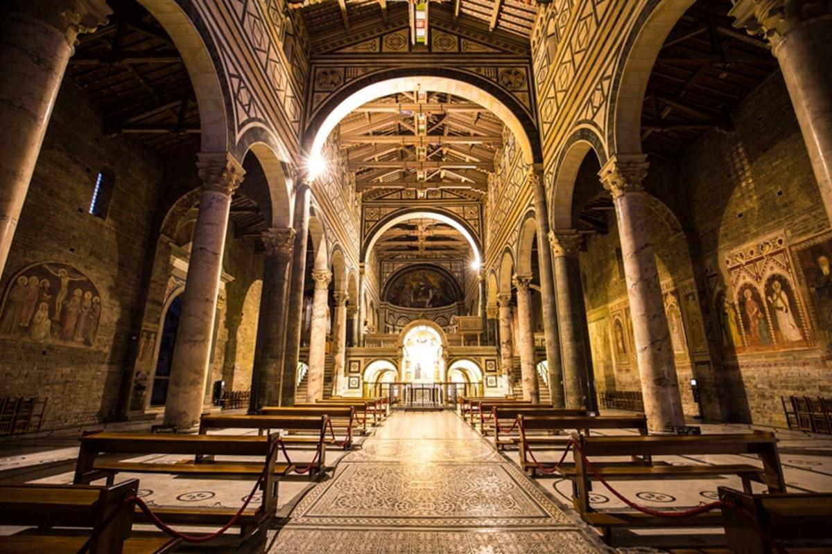 کلیسای سن مینیاتو ال مونته فلورانس