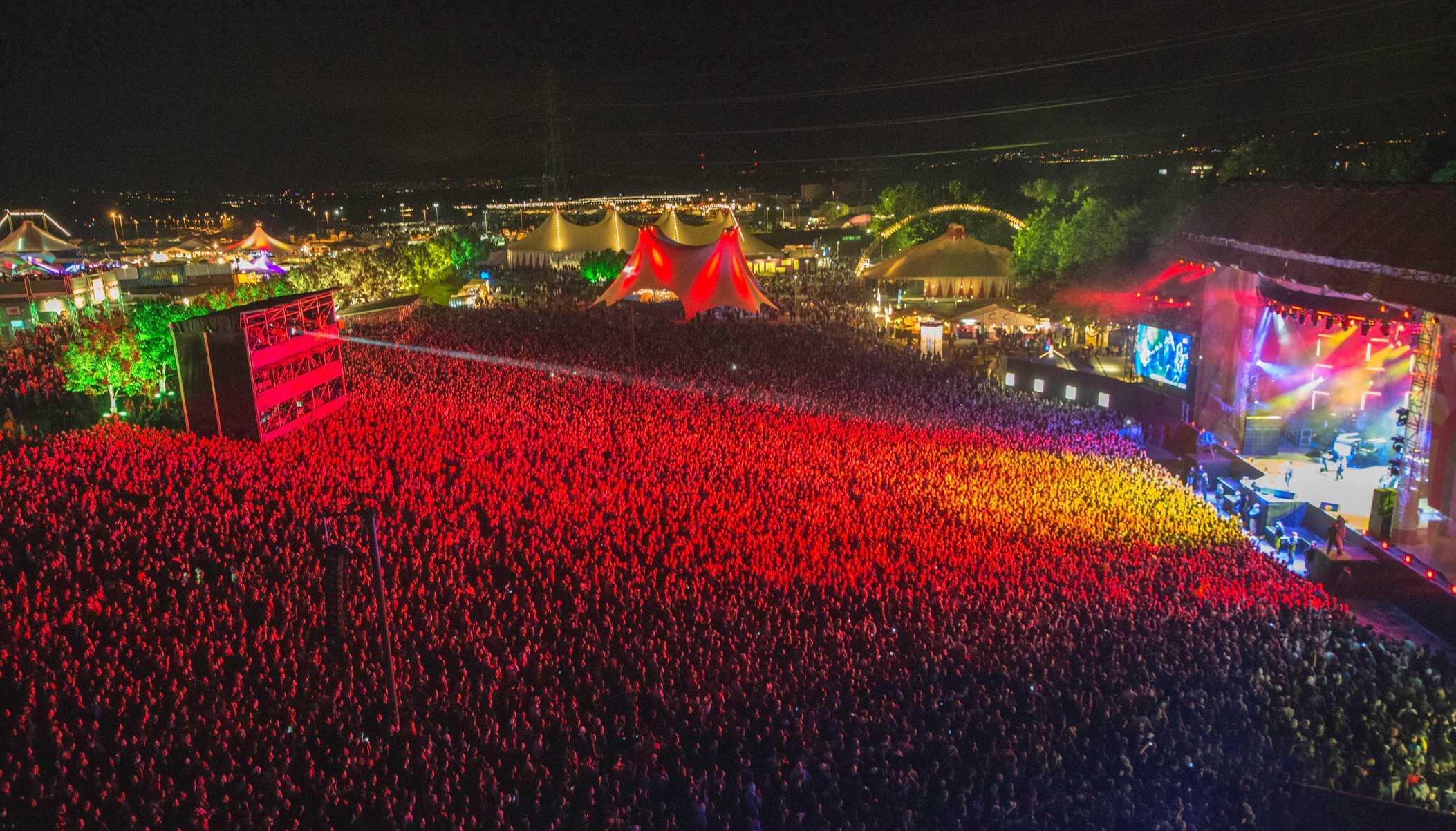 فستیوال پالئو