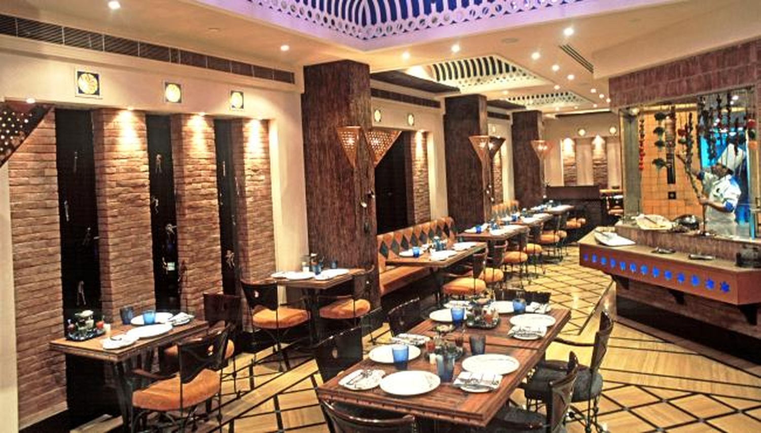 the great kabab factory restaurant jaipur