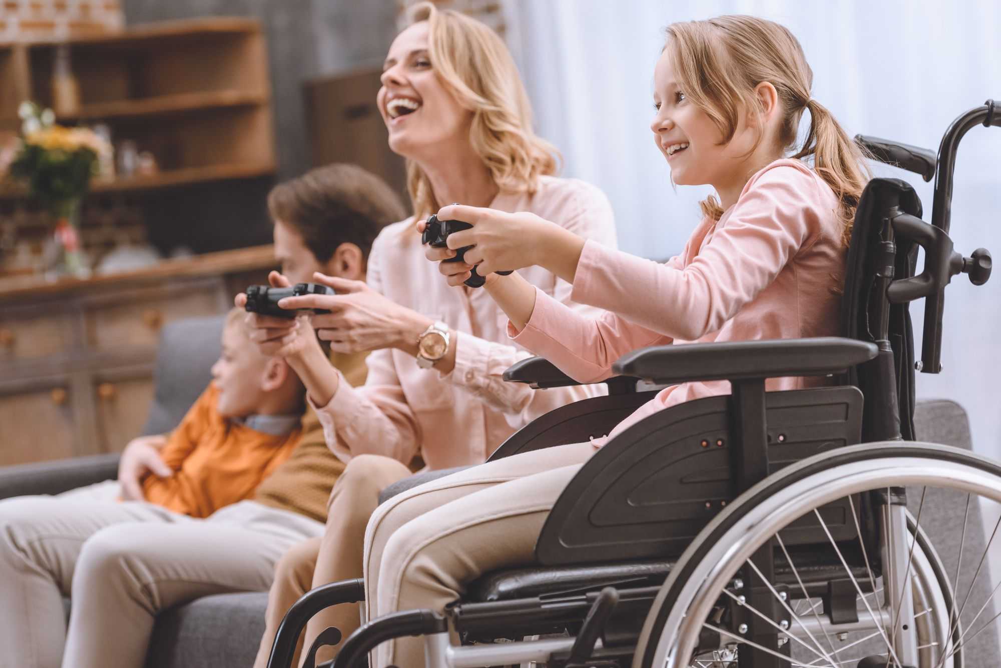 افراد معلول