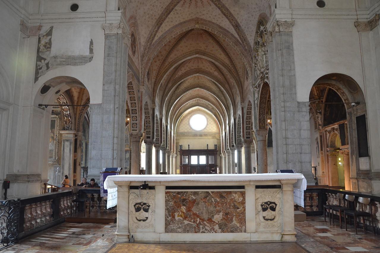 کلیسای سانتا ماریا دله گرتزیه میلان