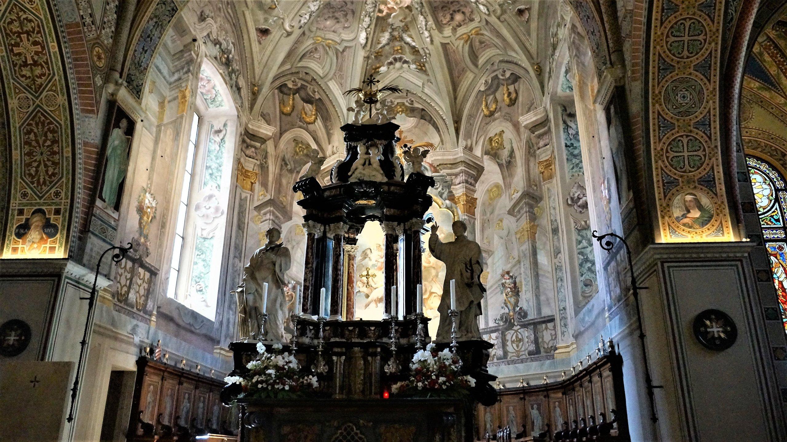 کلیسای سن لورنزو لوگانو