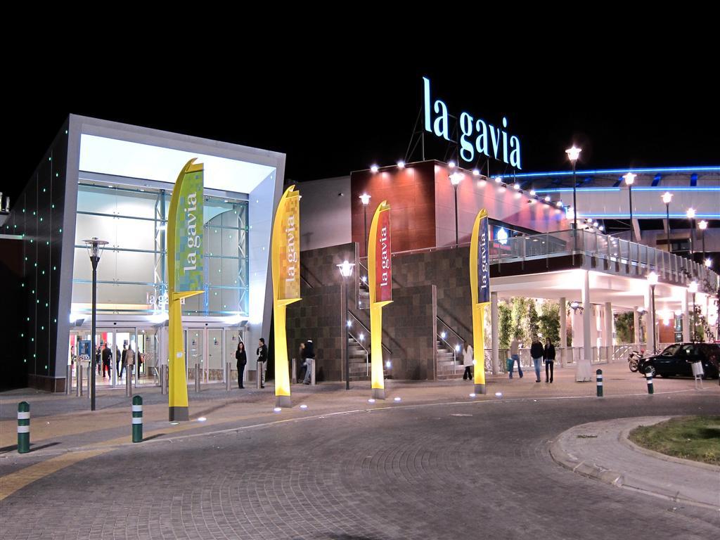 Centro commercial la gavia