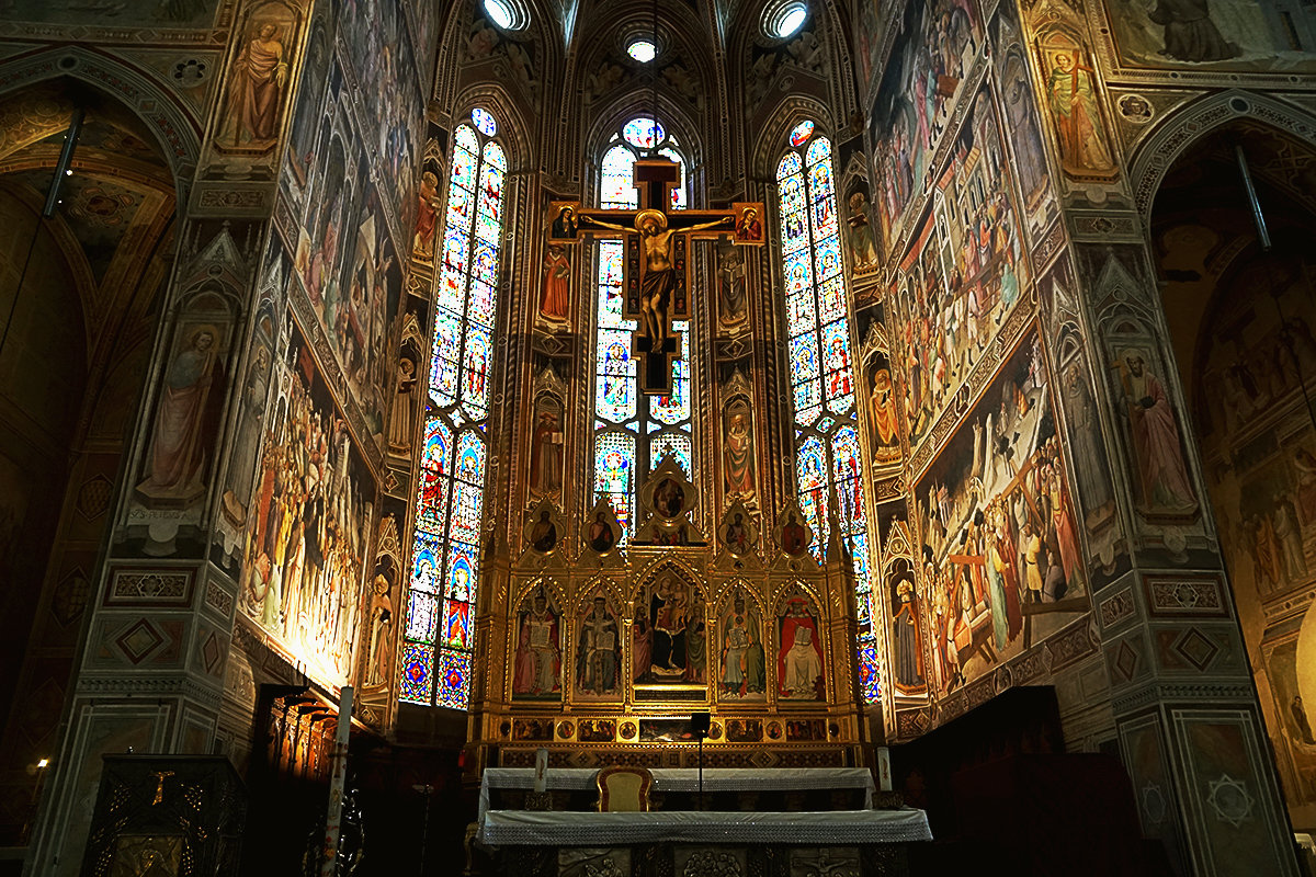 کلیسای سانتا کروچه فلورانس