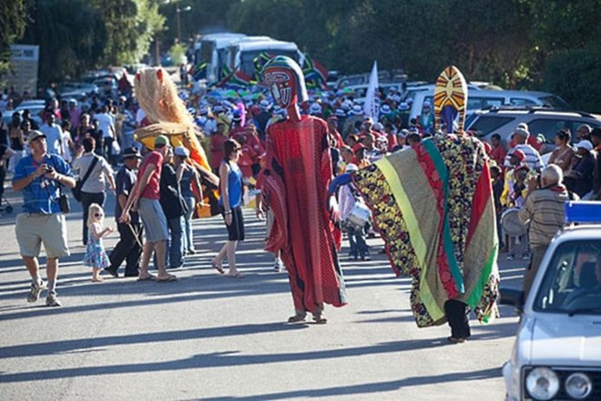 Klein Karoo festival africa