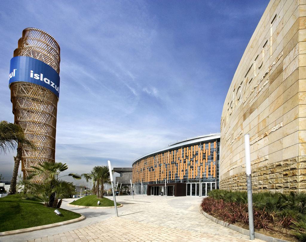 Centro commercial islazul