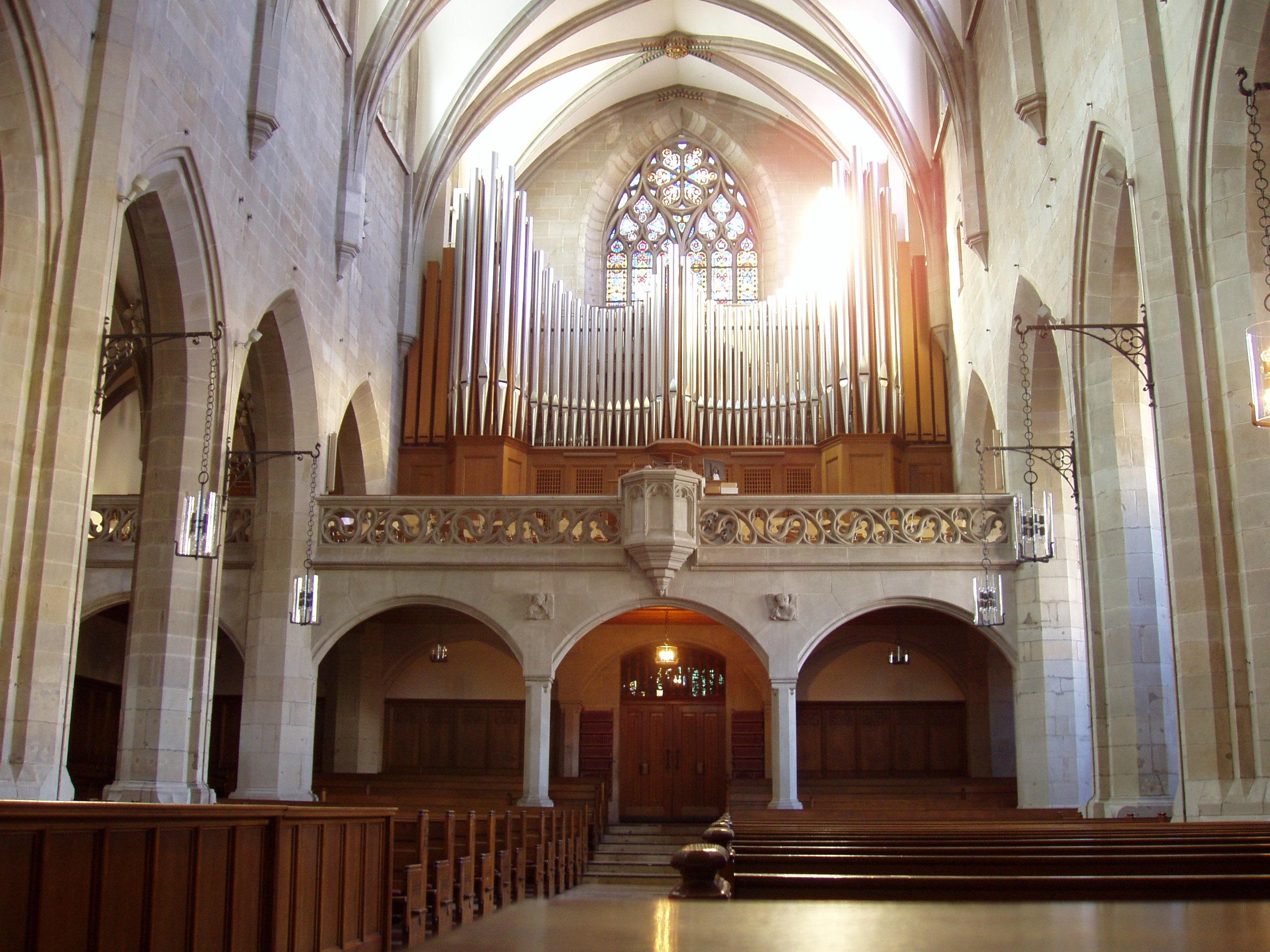 کلیسای فرامونستر زوریخ