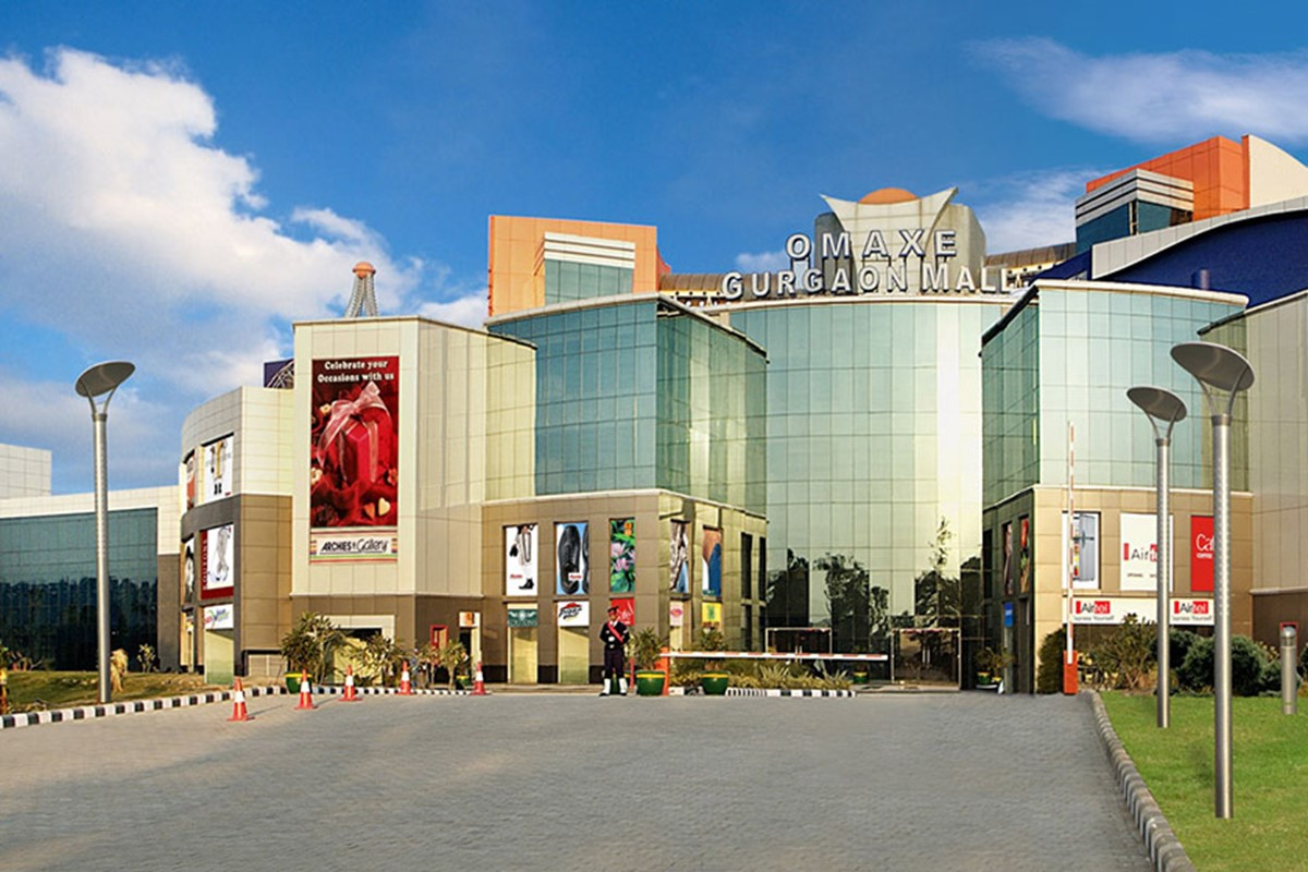 Omaxe Wedding Mall agra