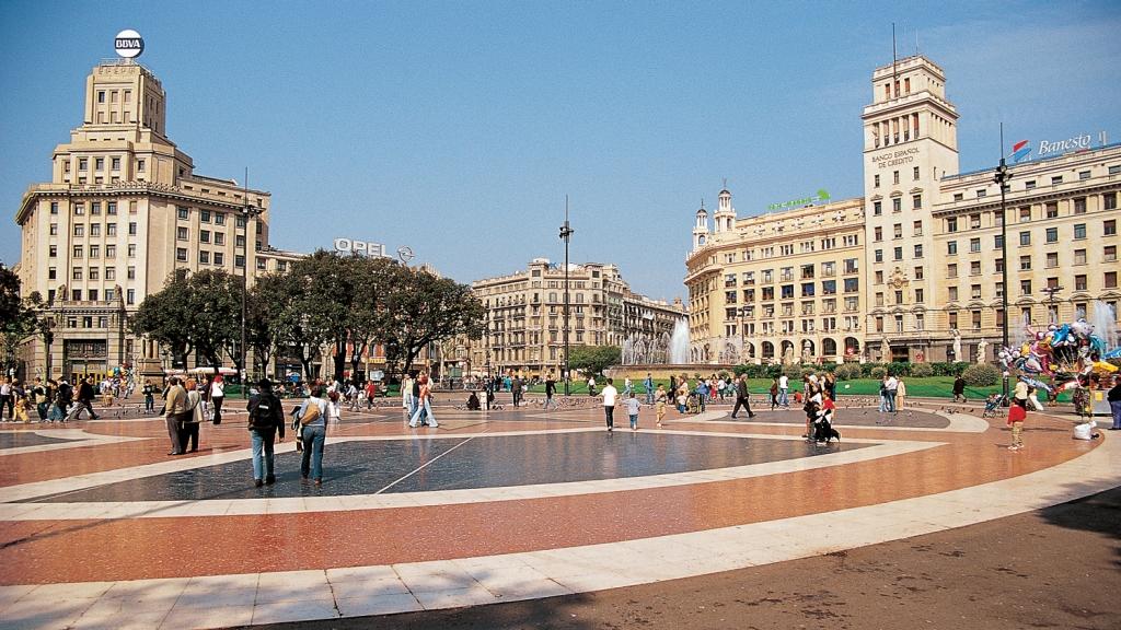 میدان کاتالونیا