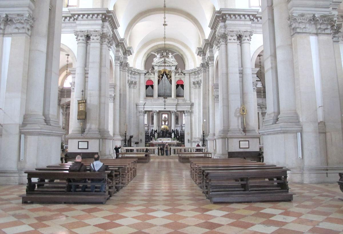 کلیسای سان جورجو ماجوره ونیز