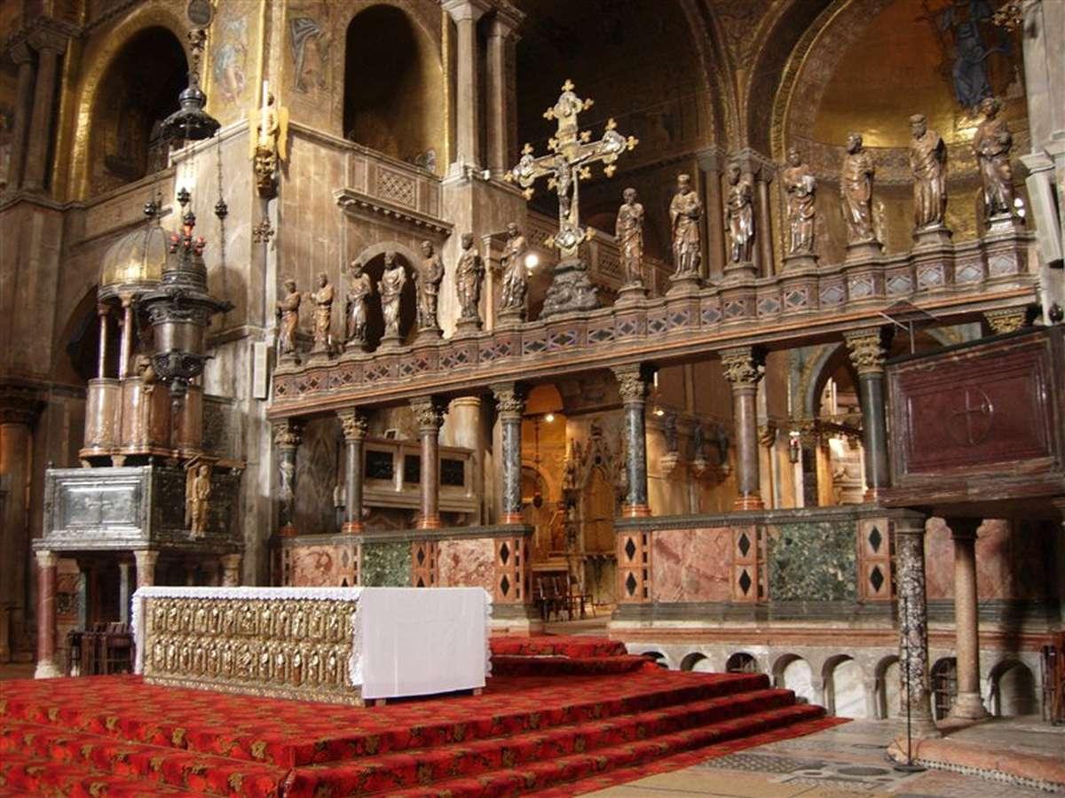 کلیسای جامع سینت مارکو ونیز
